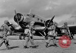 Image of French paratroops Indochina, 1950, second 9 stock footage video 65675044770