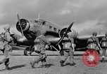 Image of French paratroops Indochina, 1950, second 10 stock footage video 65675044770