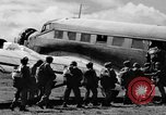 Image of French paratroops Indochina, 1950, second 11 stock footage video 65675044770
