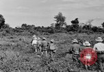 Image of French soldiers Indochina, 1950, second 1 stock footage video 65675044771
