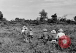 Image of French soldiers Indochina, 1950, second 2 stock footage video 65675044771