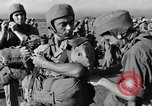 Image of French paratroopers Indochina, 1950, second 5 stock footage video 65675044772