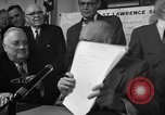 Image of President Dwight Eisenhower Washington DC USA, 1954, second 2 stock footage video 65675044780