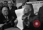 Image of President Dwight Eisenhower Washington DC USA, 1954, second 3 stock footage video 65675044780