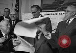 Image of President Dwight Eisenhower Washington DC USA, 1954, second 11 stock footage video 65675044780