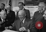 Image of President Dwight Eisenhower Washington DC USA, 1954, second 12 stock footage video 65675044780