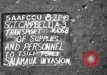 Image of Salamaua invasion Tsili Tsili New Guinea, 1943, second 2 stock footage video 65675044785