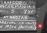 Image of 7th Australian Division Nadzab New Guinea, 1943, second 1 stock footage video 65675044786
