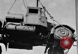 Image of truck unloaded Algiers Algeria, 1943, second 11 stock footage video 65675044803
