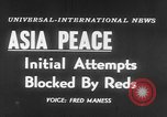 Image of UN seeks Korea and Indochina peace Geneva Switzerland, 1954, second 6 stock footage video 65675044814