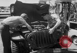 Image of army auction California United States USA, 1954, second 11 stock footage video 65675044815