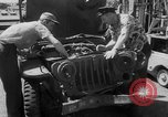Image of army auction California United States USA, 1954, second 12 stock footage video 65675044815