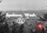 Image of civil self defense exercise Spokane Washington USA, 1954, second 3 stock footage video 65675044816