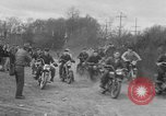 Image of motorcycle mud race Seattle Washington USA, 1954, second 9 stock footage video 65675044819