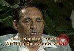 Image of battle for democracy El Salvador, 1983, second 8 stock footage video 65675044837