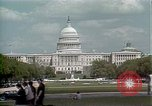 Image of patent pending model exhibit Washington DC USA, 1986, second 12 stock footage video 65675044844
