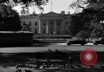 Image of White House Washington DC USA, 1949, second 2 stock footage video 65675044859