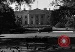 Image of White House Washington DC USA, 1949, second 3 stock footage video 65675044859