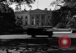 Image of White House Washington DC USA, 1949, second 4 stock footage video 65675044859