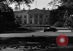 Image of White House Washington DC USA, 1949, second 5 stock footage video 65675044859