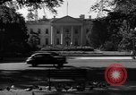 Image of White House Washington DC USA, 1949, second 6 stock footage video 65675044859