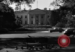 Image of White House Washington DC USA, 1949, second 7 stock footage video 65675044859