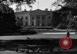 Image of White House Washington DC USA, 1949, second 8 stock footage video 65675044859