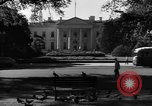 Image of White House Washington DC USA, 1949, second 9 stock footage video 65675044859
