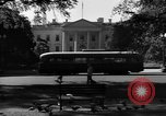 Image of White House Washington DC USA, 1949, second 11 stock footage video 65675044859