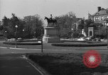 Image of Equestrian statue Washington DC USA, 1949, second 9 stock footage video 65675044867