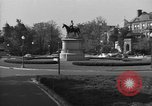 Image of Equestrian statue Washington DC USA, 1949, second 10 stock footage video 65675044867