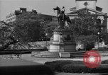 Image of Thomas Circle Washington DC USA, 1949, second 3 stock footage video 65675044868