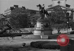 Image of Thomas Circle Washington DC USA, 1949, second 4 stock footage video 65675044868