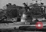 Image of Thomas Circle Washington DC USA, 1949, second 5 stock footage video 65675044868