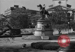 Image of Thomas Circle Washington DC USA, 1949, second 6 stock footage video 65675044868
