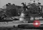 Image of Thomas Circle Washington DC USA, 1949, second 7 stock footage video 65675044868