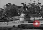 Image of Thomas Circle Washington DC USA, 1949, second 8 stock footage video 65675044868
