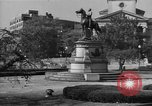 Image of Thomas Circle Washington DC USA, 1949, second 10 stock footage video 65675044868