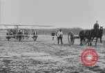 Image of Wright flyer Le Mans France, 1908, second 11 stock footage video 65675044880
