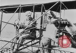 Image of Wright Flyer airplane Rheims France, 1909, second 5 stock footage video 65675044885