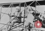 Image of Wright Flyer airplane Rheims France, 1909, second 6 stock footage video 65675044885