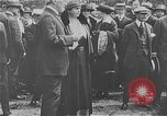 Image of inauguration of regular airmail service Washington DC USA, 1918, second 9 stock footage video 65675044888