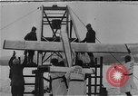 Image of Rocket airplane Gloria to carry mail Greenwood Lake New York USA, 1936, second 1 stock footage video 65675044893