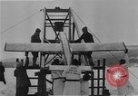 Image of Rocket airplane Gloria to carry mail Greenwood Lake New York USA, 1936, second 2 stock footage video 65675044893