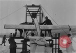 Image of Rocket airplane Gloria to carry mail Greenwood Lake New York USA, 1936, second 3 stock footage video 65675044893