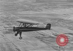 Image of circular-wing airplane Chicago Illinois USA, 1934, second 8 stock footage video 65675044898