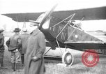 Image of German biplane Europe, 1915, second 2 stock footage video 65675044917