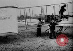 Image of Henri Farman France, 1908, second 2 stock footage video 65675044928