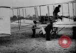 Image of Henri Farman France, 1908, second 3 stock footage video 65675044928