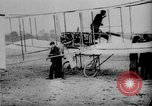 Image of Henri Farman France, 1908, second 4 stock footage video 65675044928